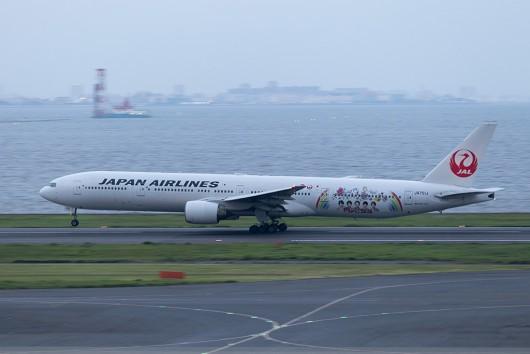 JL/JAL/日本航空 JL525 B777-300ER JA751J