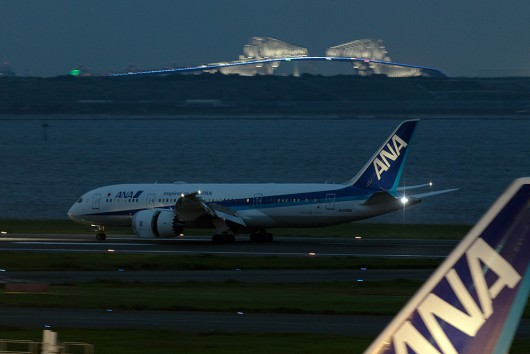 NH/ANA/全日空 B787-8 JA838A