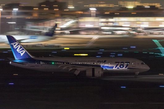 NH/ANA/全日空 B787-8 JA810A