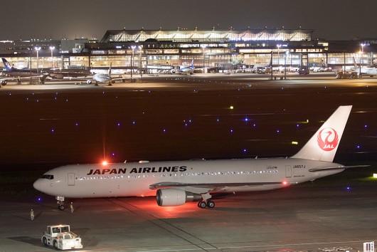 JL/JAL/日本航空 B767-300ER JA657A