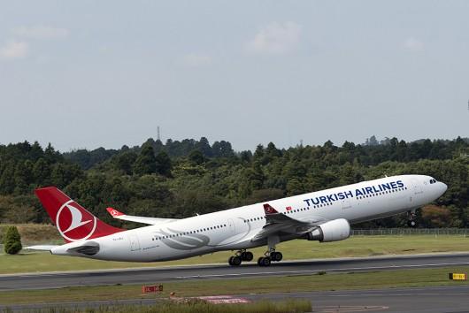 TK/THY/トルコ航空 TK52 A330-300 TC-JOJ