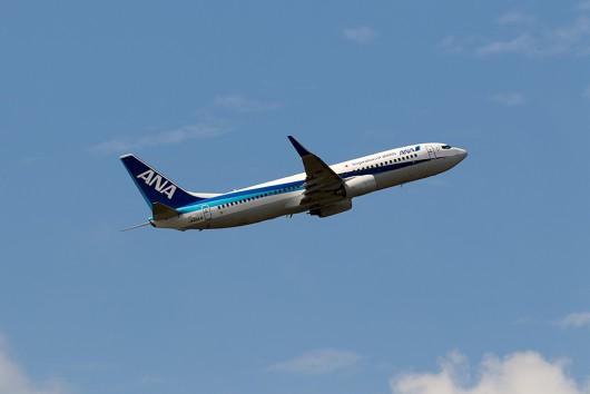 NH/ANA/全日空 NH2141 B737-800 JA65AN