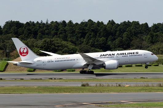 JL/JAL/日本航空 JL413 B787-9 JA861J