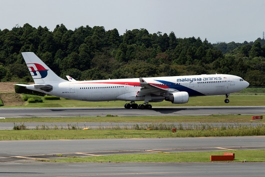 MH/MAS/マレーシア航空 MH89 A330-300 9M-MTB