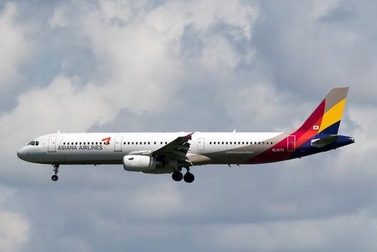 OZ/AAR/アシアナ航空  A321 HL8279