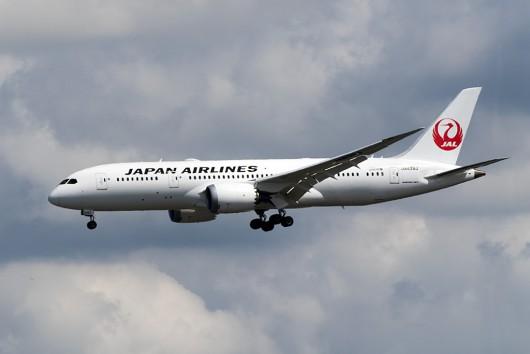 JL/JAL/日本航空  B787-8 JA839J