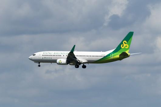IJ/SJO/春秋航空日本 IJ622 A320 JA02GR