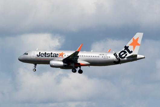 GK/JJP/ジェットスタージャパン GK202 A320 JA08JJ
