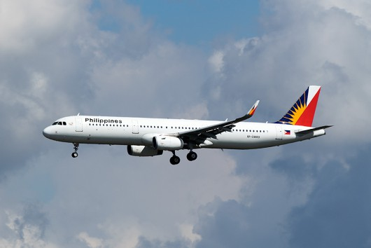 PR/PAL/フィリピン航空 PR434 A321 RP-C9903