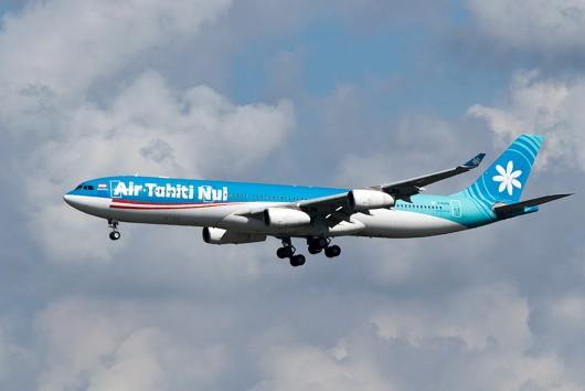 TN/THT/エア・タヒチ・ヌイ TN78 A340-300 F-OJTN