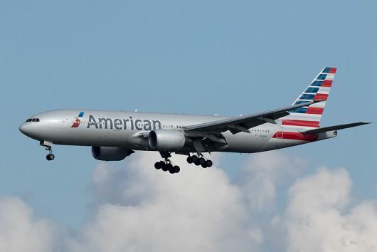 AA/AAL/アメリカン航空 AA B777-200ER N780AN