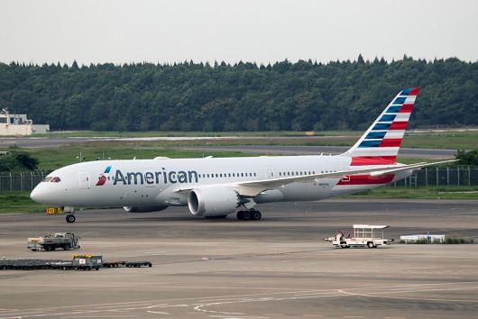 AA/AAL/アメリカン航空 AA275 B787-8 N803AL