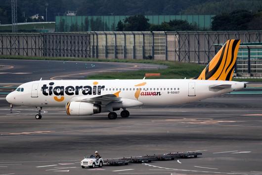 IT/TTW/タイガーエア 台湾  A320 B-50007