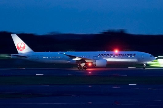 JL/JAL/日本航空  B777-300ER JA731J