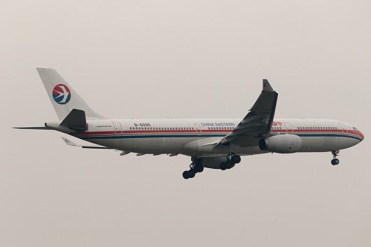 MU/CES/中国東方航空 MU521 A330-300 B-6095