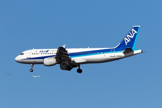 NH/ANA/全日空  A320 JA8394