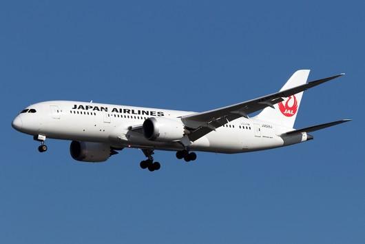 JL/JAL/日本航空 JL92 B787-8 JA828J