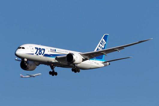 NH/ANA/全日空 NH28 B787-8 JA812A