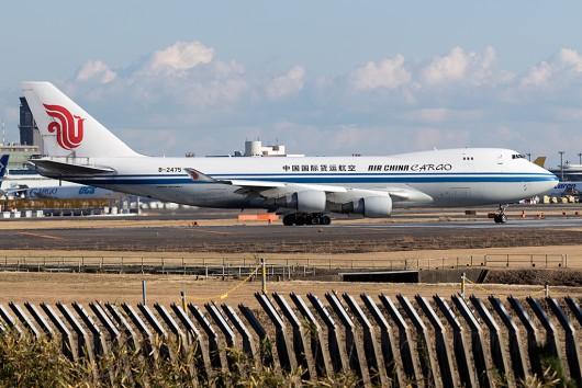 CA/CCA/中国国際航空  B747-400F B-2475