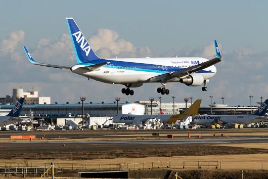 NH/ANA/全日空  B787-8 JA813A
