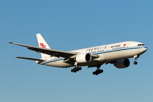 CA/CCA/中国国際航空  B777-200 B-2063