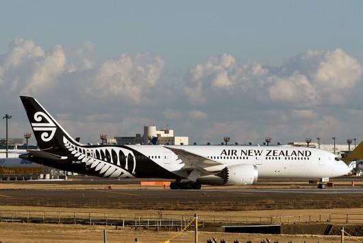 NZ/ANZ/ニュージーランド航空  B787-8 ZK-NZC