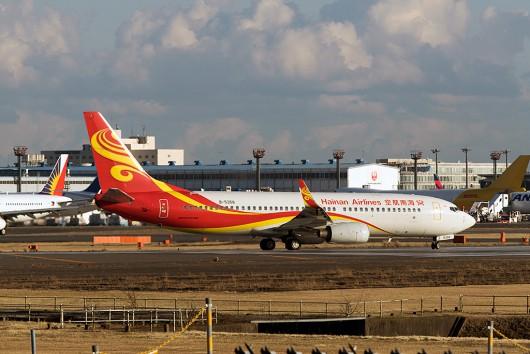 HU/CHH/海南航空  B737-800 B-5358
