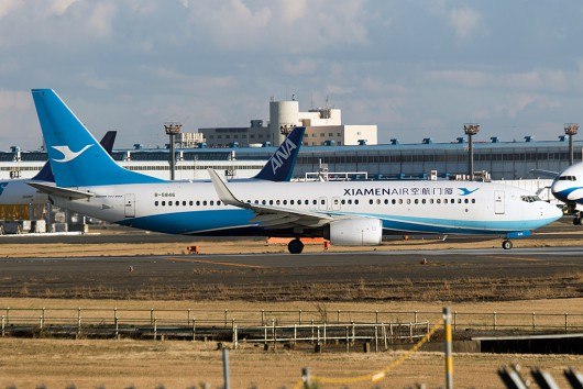 MF/CXA/廈門航空  B737-800 B-5476