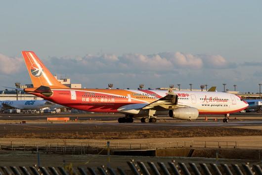 MU/CES/中国東方航空  A330-300 B-6126