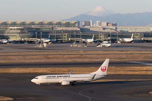 JL/JAL/日本航空  B737-800 JA348J