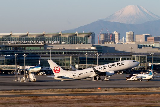JL/JAL/日本航空 JL221 B737-800 JA348J