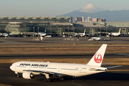 JL/JAL/日本航空 B777-200 JA773J