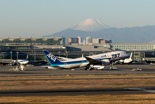 NH/ANA/全日空 NH651 B787-8 JA812A