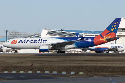 SB/ACI/エア・カレドニア・インターナショナル  A330-200 F-OJSE