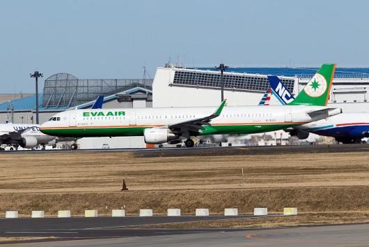 BR/EVA/エバー航空  A321 B-16213