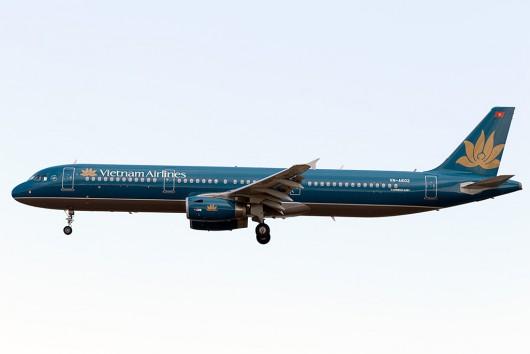 VN/HVN/ベトナム航空  A321 VN-A602