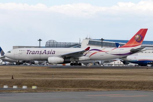 GE/TNA/トランスアジア航空  A330-300 B22103