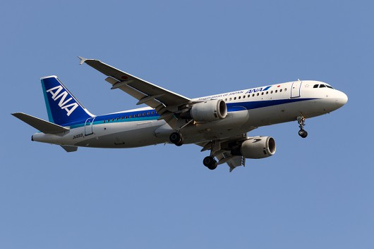 NH/ANA/全日空 NH386 A320 JA8313