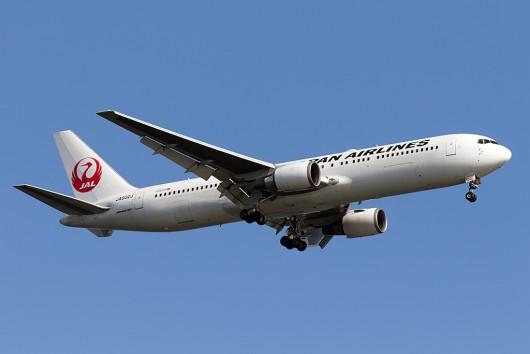 JL/JAL/日本航空 JL116 B767-300ER JA602J