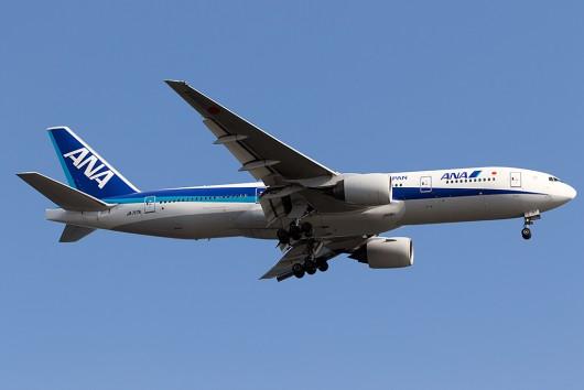 NH/ANA/全日空 NH864 B777-200ER JA717A