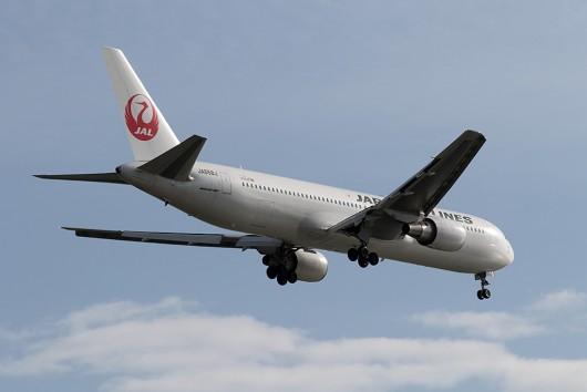 JL/JAL/日本航空 JL628 B767-300ER JA658J