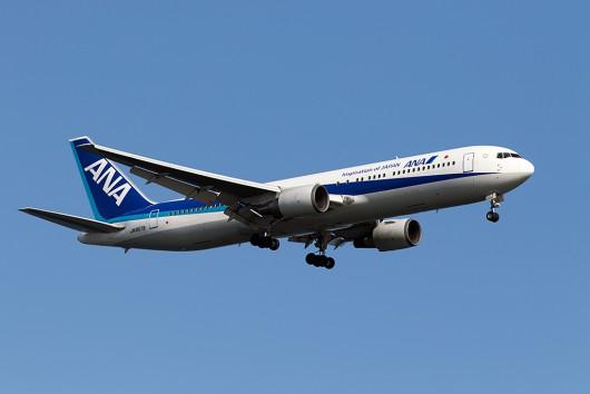 NH/ANA/全日空 NH646 B767-300 JA8579