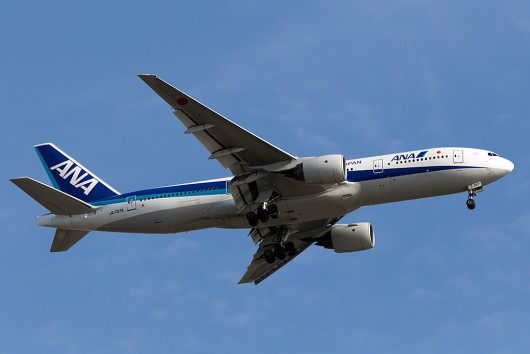 NH/ANA/全日空  B777-200ER JA707A