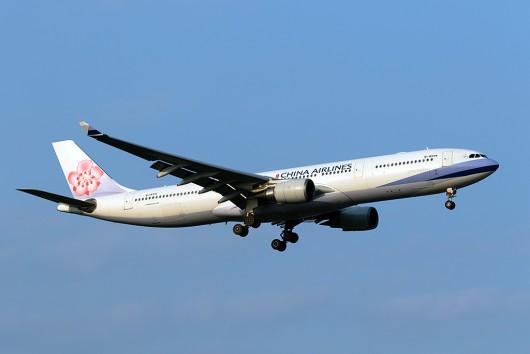 CI/CAL/チャイナエアライン CI17 A330-300 B-18316