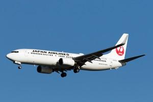 今回の事故機JA322J