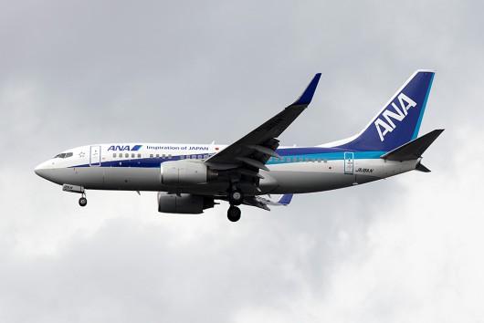 NH/ANA/全日空 NH338 B737-700 JA18AN