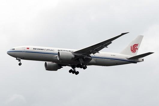 CA/CCA/中国国際航空 CA1073 B777-200F B-2093