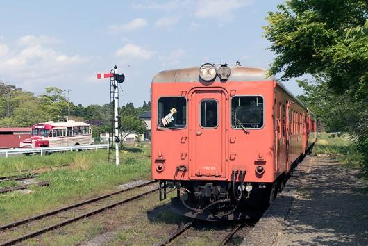 いすみ鉄道キハ52