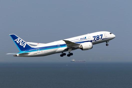 NH/ANA/全日空 NH257 B787-8 JA824A