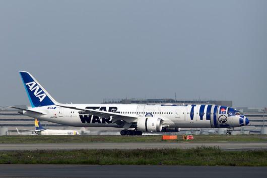 NH/ANA/全日空  B787-9 JA873A